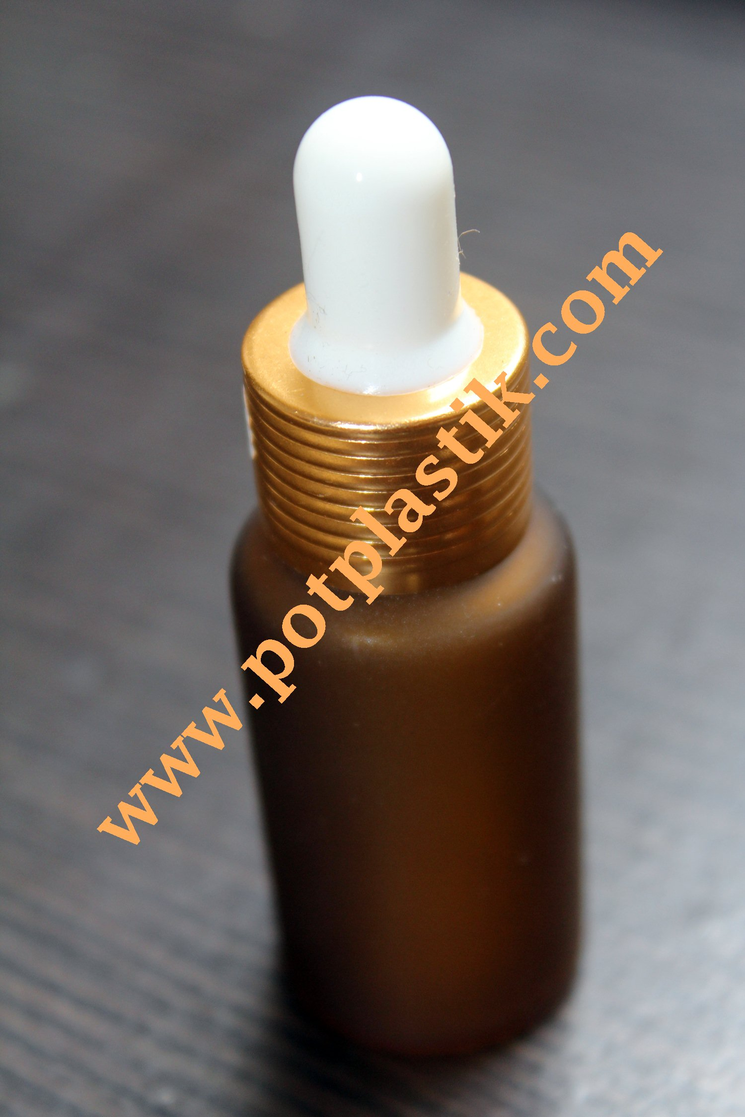 Botol Kosmetik 20 ml